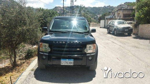Land Rover in Jbeil - land rover