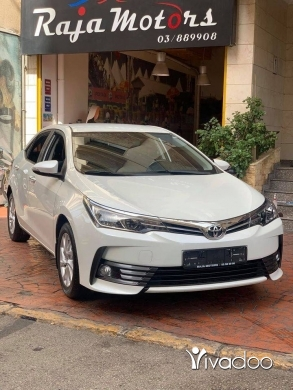 Toyota in Beirut City - Toyota corolla 2017 03889908