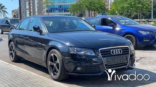 Audi in Beirut City - Audi A4 2011
