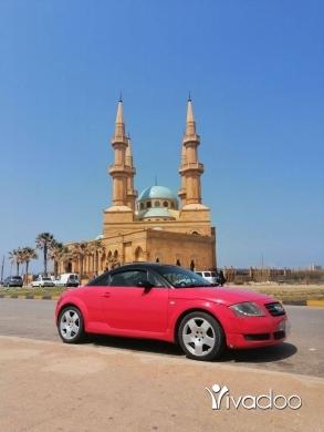 Audi in Tripoli - Audi TT