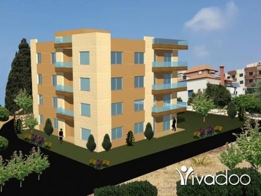 Apartments in Kfar Abida - L03516- 2-bedroom Apartment For Sale in Kfaraabida Near The Sea