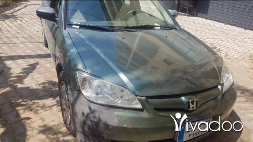 Honda in Damour - bada chwet chighel