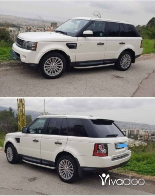 Rover in Baabda - RANG ROVER 2010 HSE FULL.LUXURY CLEAN CAR FAX ONE OWNER BLACK LEATHER 13.000$:78.811114