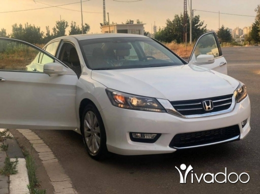 Microcar in Tripoli - honda accord 2014 exl