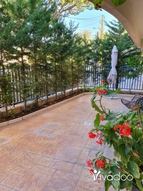 Apartments in Mazraat Yachouh - L08189 - Furnished & Decorated Apartment with Terrace for Sale in Mazraat Yachouh - Cash!