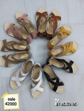 Clothes, Footwear & Accessories in Aley - صندل نسائي