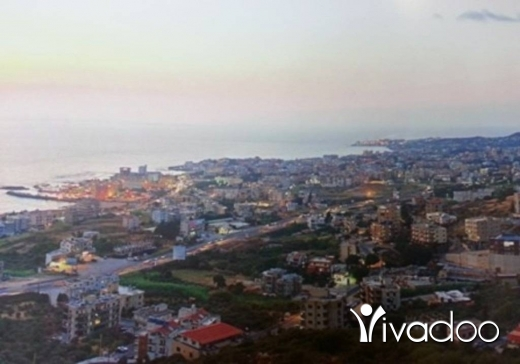 Duplex in Kfar Abida - L01519 - Duplex Apartment for Sale In Kfaraabida With Sea View