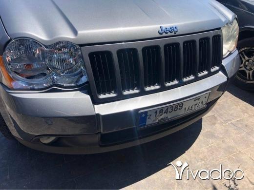 Jeep in Haoush ez Zaraane - Jeep grand cherokee