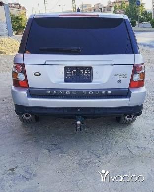 Rover in Hoch Hala - Sport Hse