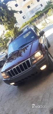 Jeep in Zahleh - غراند شيروكي موديل 2000