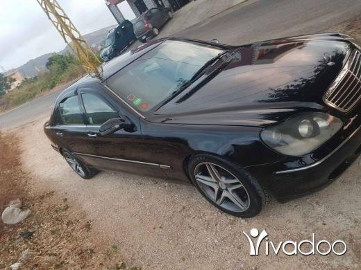 Mercedes-Benz in Akkar el-Atika - Mercedes S 500 model 2000