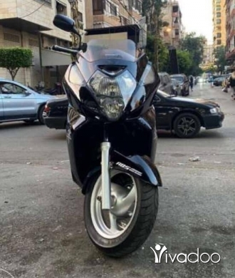 Motorbikes & Scooters in Beirut City - Honda Silverwing