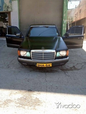 Mercedes-Benz in Zahleh - مرسدس 280 SEL صندوق 500