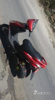 Motorbikes & Scooters in Tripoli - مكنه نضيفه