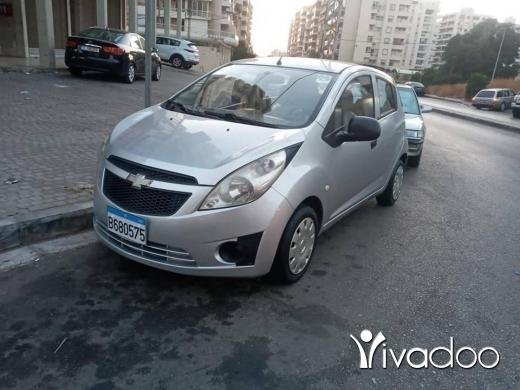 Chevrolet in Tripoli - Chevrolet spark 2012 vitesse manuel