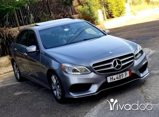 Mercedes-Benz in Tripoli - Mercedes E350 model 2015 / 03532764