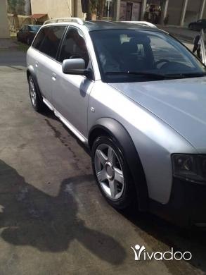 Audi in Taalabaya - audi quattro 2002 suoer clean