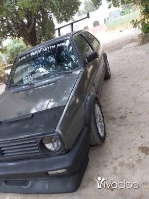 Volvo in Akkar el-Atika - قولف ٢ موديل ٨٨