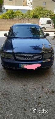 Audi in Tripoli - أودي 4 سلندر موديل 96