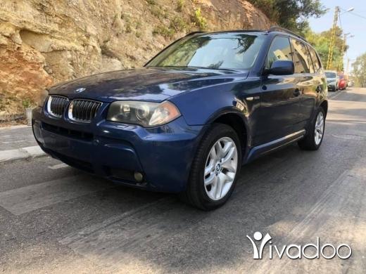 BMW in Hadeth - Bmw x3 2007