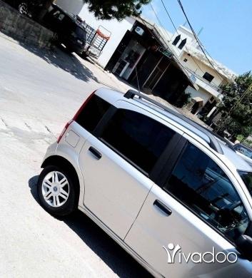 Fiat in Akkar el-Atika - فيات باندا ٢٠٠٥