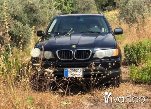 BMW in Choueifat - bmw x5 model 2002
