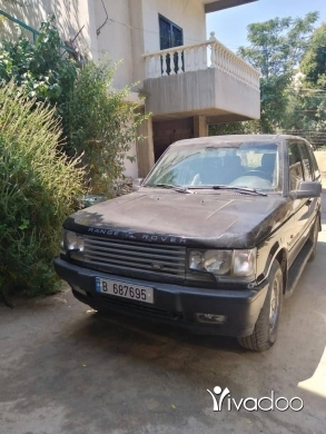 Rover in Barsa - Range rover model 1996