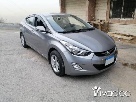 Hyundai in Ain Anoub - Hyundai Elantra 2012