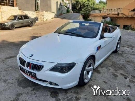 BMW in Amchit - 645 mod:2005