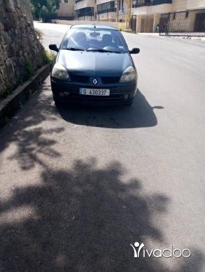 Renault in Beirut City - Renault Clio 1.6 2007