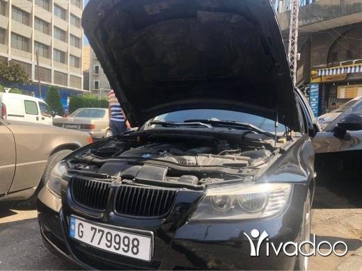 BMW in Tripoli - bmw E90 2007