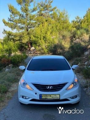 Hyundai in Bechmizzine - Hyundai Sonata model 2014 Clean car faxs Sarlo isbou3ein bi libnein
