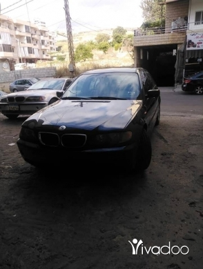 BMW in Beirut City - BMW new boy 325i