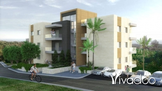 Apartments in Jadayel -  L00581 - Brand New Apartment For Sale in Jdayel Jbeil with Nice View - Cash