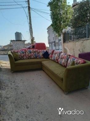 Home & Garden in Beirut City - غرفه قعدة