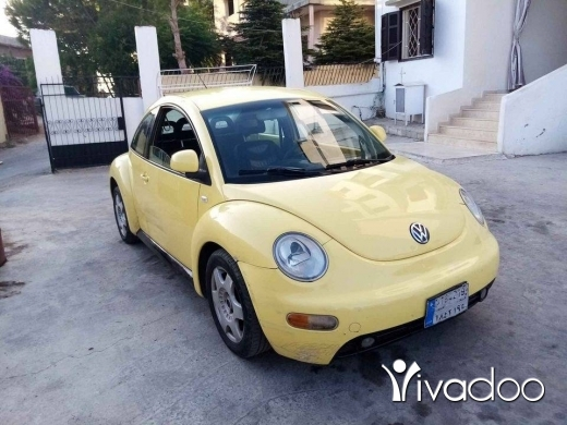 Volkswagen in Alma - Beetle model 2000
