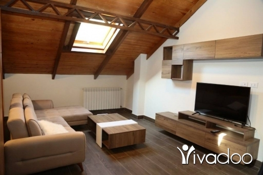 Chalet in Faraya - L08030 - Furnished Chalet for Rent in Chabrouh Faraya with Panoramic Mountain View-Cash!