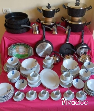 DIY Tools & Materials in Tripoli - مطبخ مميز لون اسود