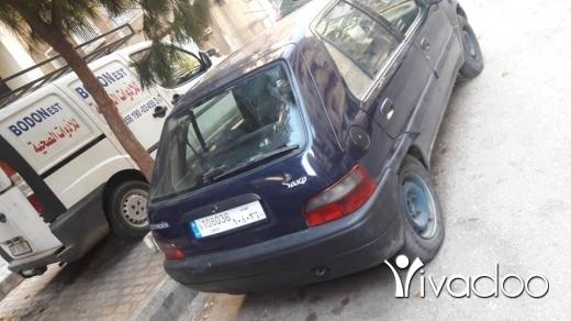 Citroen in Tripoli - Citrwoen model 99