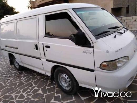 Hyundai in Akkar el-Atika - فان H100 موديل ١٩٩٨