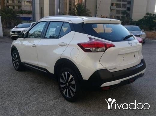 Nissan in Beirut City - Nissan kicks SR 2017