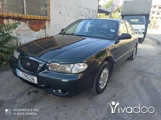 Hyundai in Tripoli - هيونداي سوناتا موديل 1998