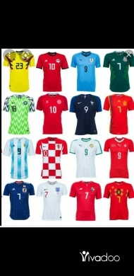 Clothing in Beirut City - Worldcup Tshirts