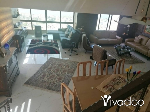 Apartments in Jbeil - L07905 - Super Deluxe  Furnished Duplex for Sale in Jbeil with Panoramic Sea View