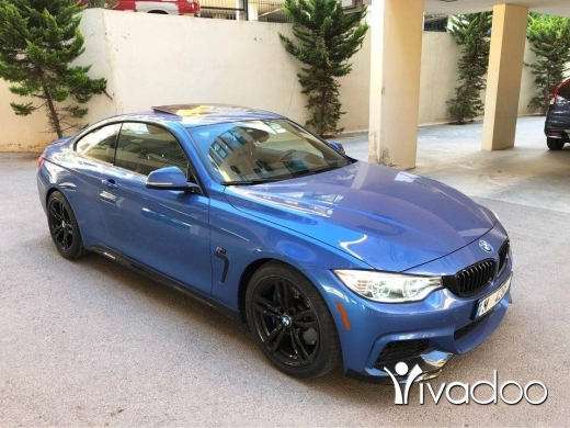 BMW in Beirut City - Bmw 428i Coupe M Package 2014 With Plate Number