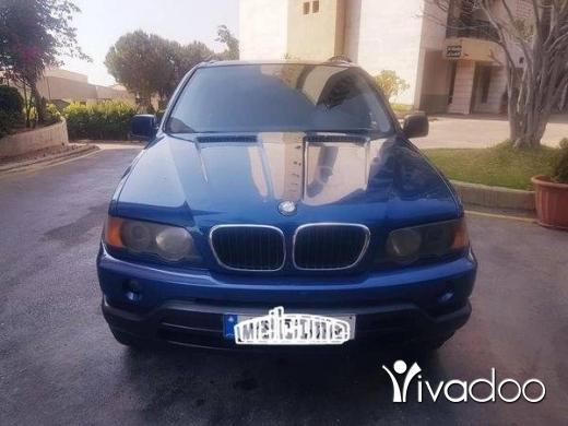 BMW in Ain Anoub - X5 3.0 model 2002