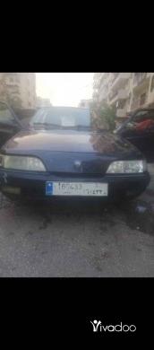 Daewoo in Tripoli - ديوا موديل ٩٣