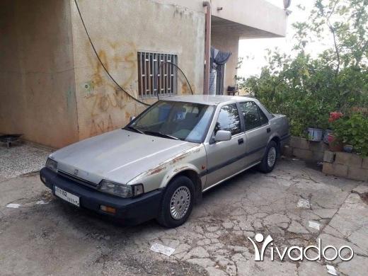 Honda in Akkar el-Atika - honda moudel 86