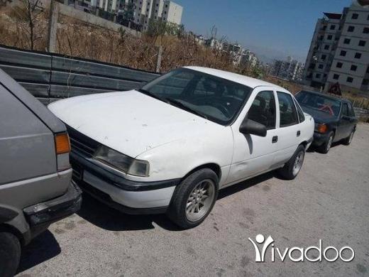 Opel in Tripoli - اوبل موديل ٩٣
