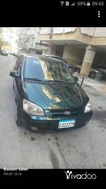 Hyundai in Beirut City - Hundai Getz Mod 2005